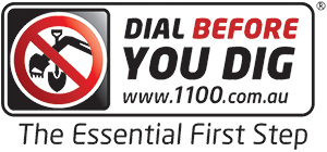 Dial Before You Dig logo