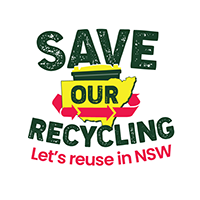 Save our Recycling logo